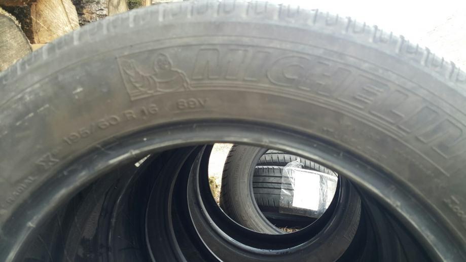 Gume Michelin 205/60/16 ljetna 4 kom.