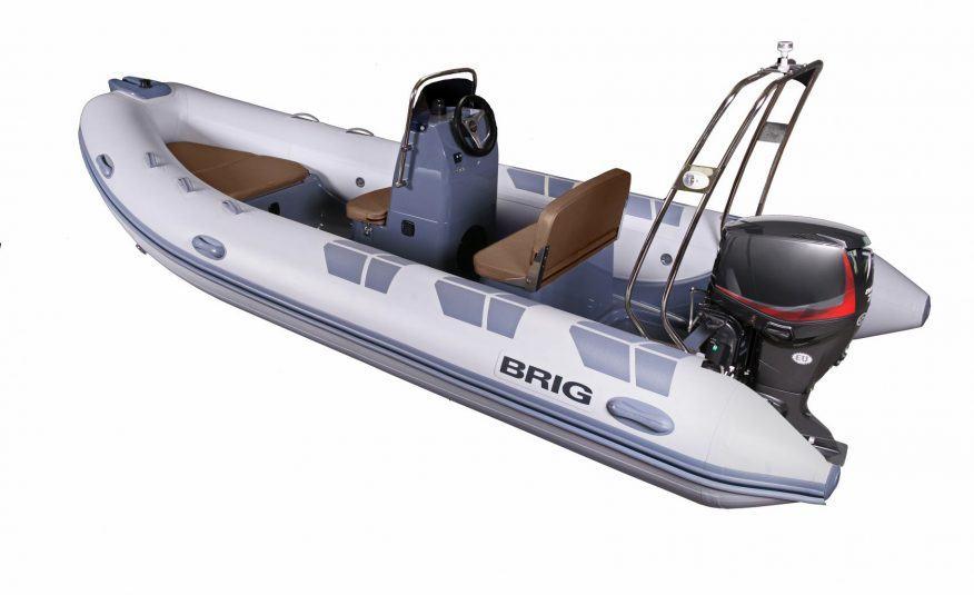 GUMENJAK BRIG FALCON F500 - model 2022