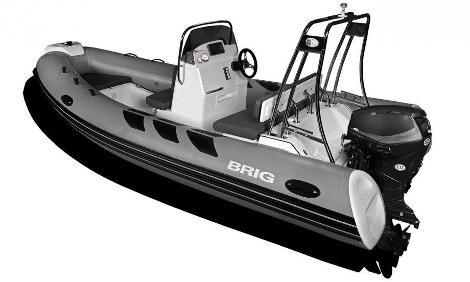 GUMENJAK BRIG NAVIGATOR 485 model 2022