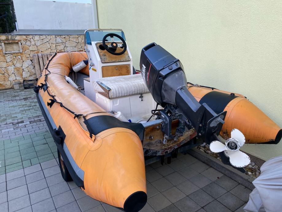 Jocker Boat 420, Yamaha 30 KS