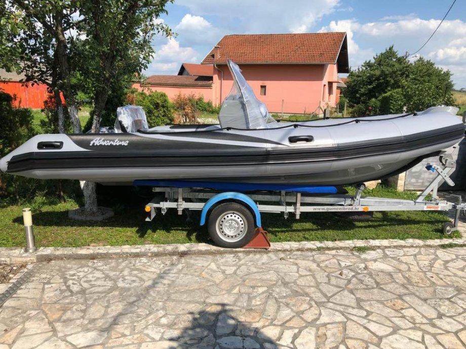 Čamac Adventure Vesta-550 Havy Duty—AKCIIJJJa
