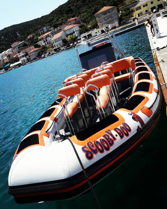 SPEED BOAT SPORTIS S-7500, 12+2person, 2x150HP Yamaha Special offer