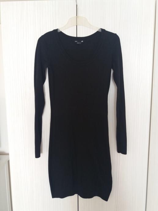 H&M pletena tunika/haljina