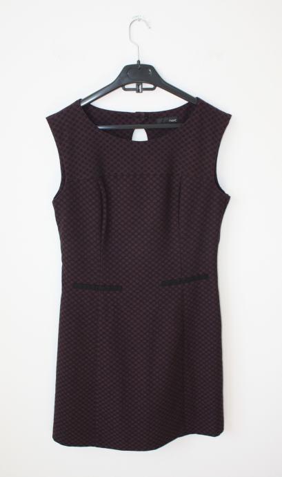 Next haljina tunika ljubičasto crne boje - vel. 40/M