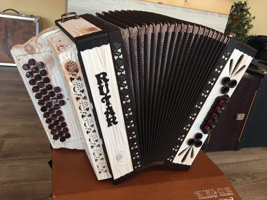 Nova harmonika RUTAR Podjunka