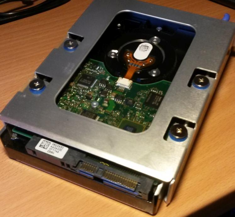Hard disk Hitachi Ultrastar 73 GB