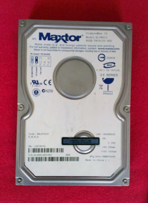 Hard diskovi i SSD: WD 1TB