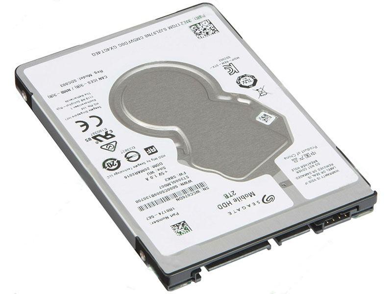 "HDD 2TB 2.5"" 7mm 5400rpm SATA3, Račun, Jamstvo 24 mjeseca"
