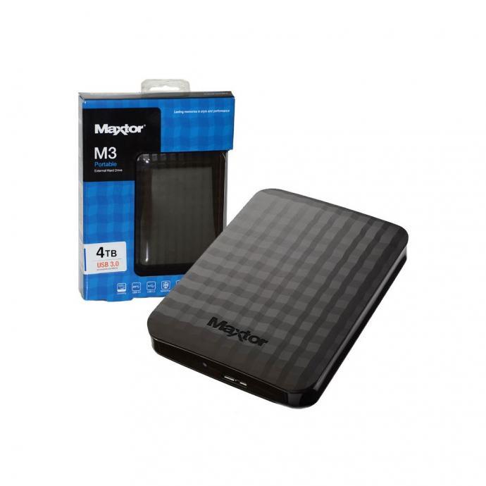 MAXTOR M3 4TB Usb 3.0 Slimline 2.5'' eksterni hard disk | R1 Rč.