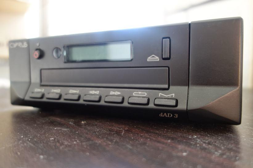 Cyrus DAD 3 CD player, moguća zamjena uz doplatu