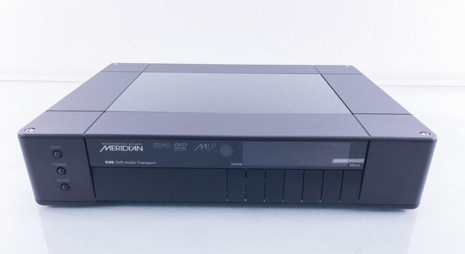 Meridian G 98 CD/DVD transport, moguća zamjena uz doplatu