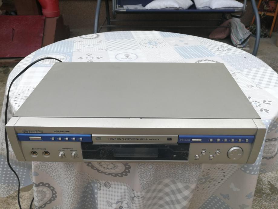 Roadstar HCD - 6801 MP