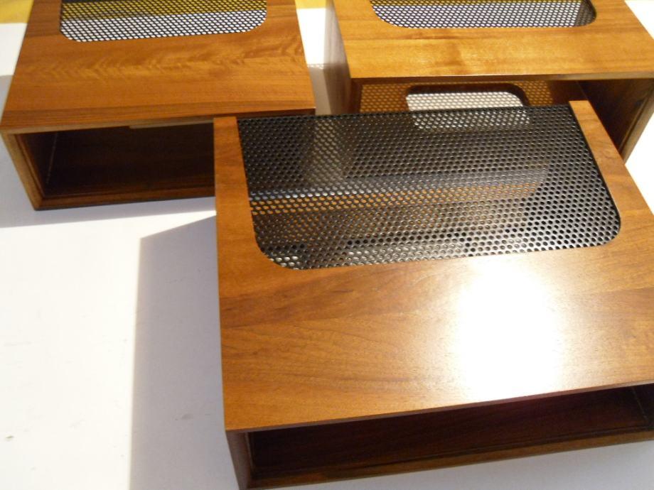 Marantz wood case