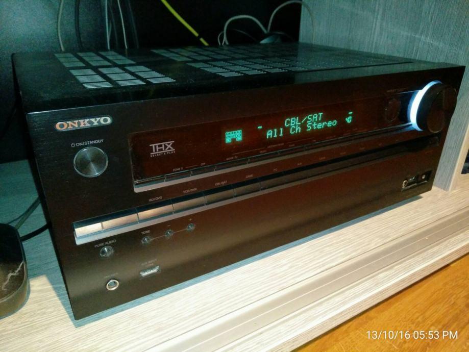 Prodajem AV Receiver Onkyo TX-NR609