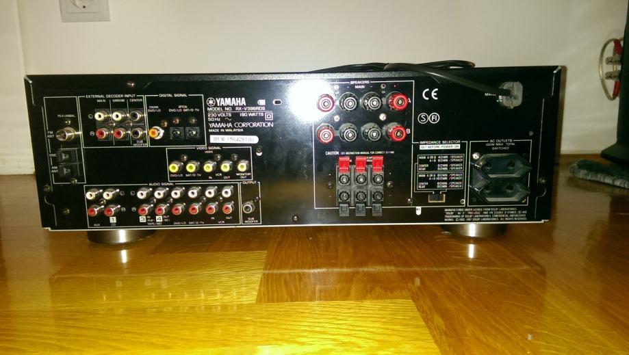 Rx 396 yamaha manual shift