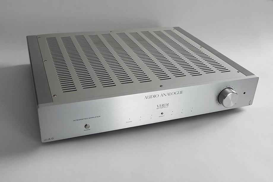 Audio Analogue Verdi Settanta VT