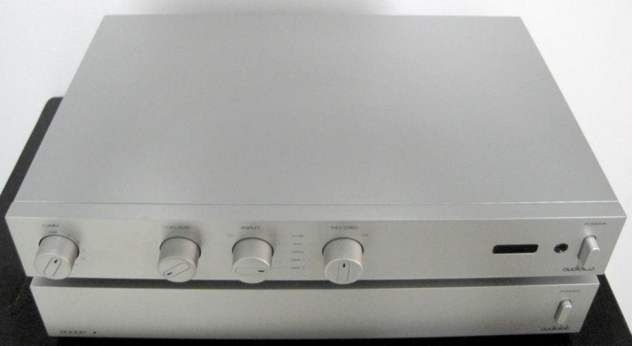 AudioLab 8000P i 8000Q