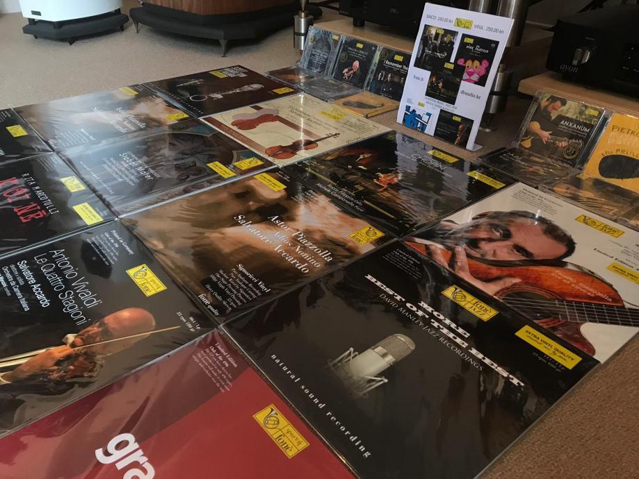 FONEit SACD / gramofonske ploče Extra Vinyl Quality FONE it