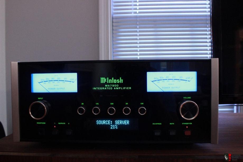 McIntosh MA7900 integrirano pojačalo