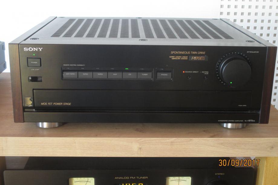 Sony TA-F870ES