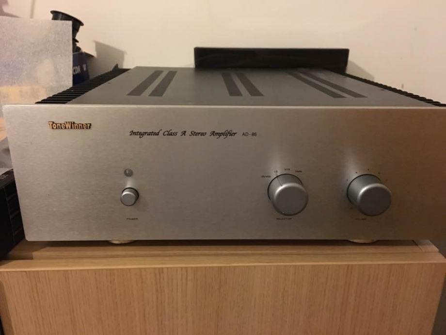 Audiofilsko pojacalo, 2 x 50 W,  čista A klasa