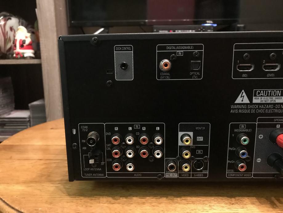 Denon AVR-1911 HDMI