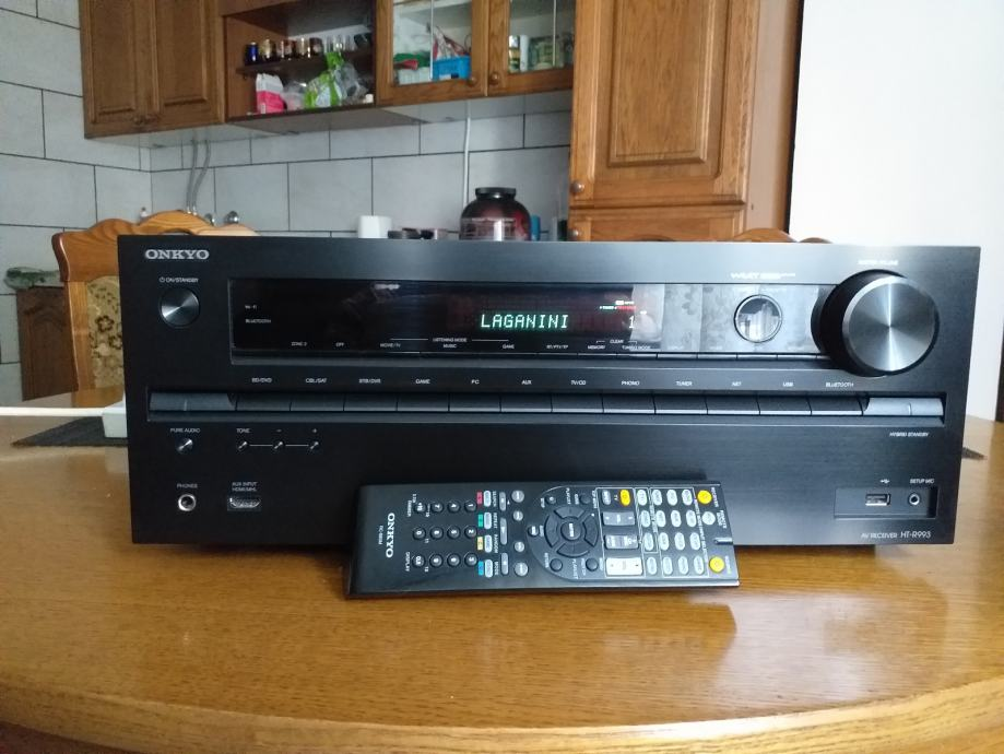 Onkyo HT-R993 Audio Video Receiver (2017 -19 )