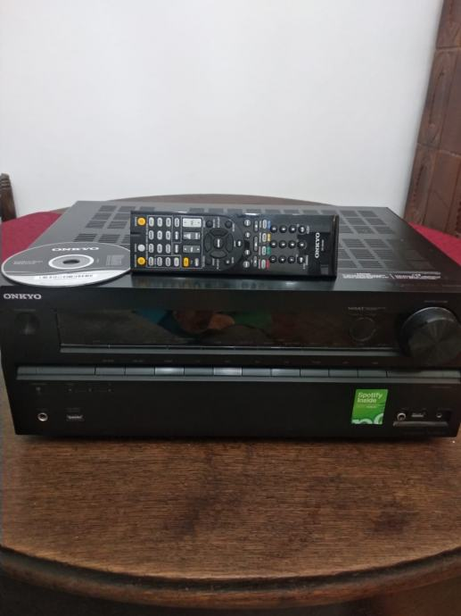 Onkyo - TX NR515 7.2-Channel Network AV Receiver 130W