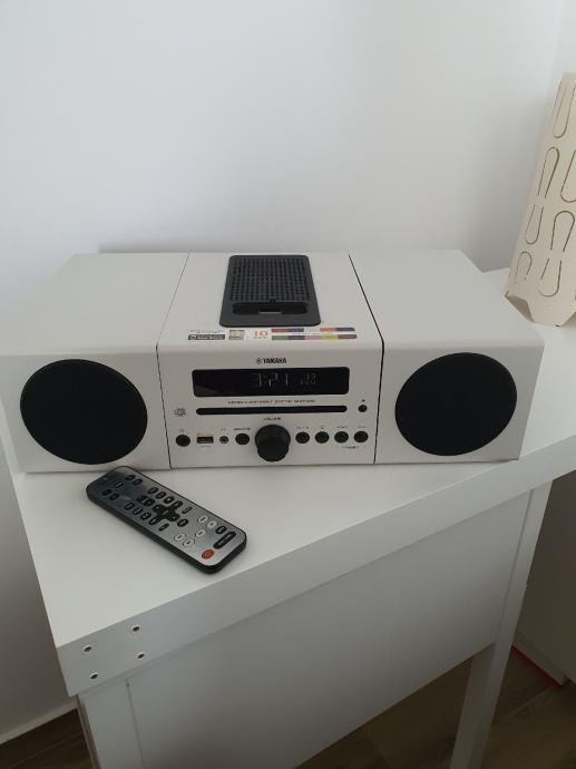 Yamaha Hifi sistem