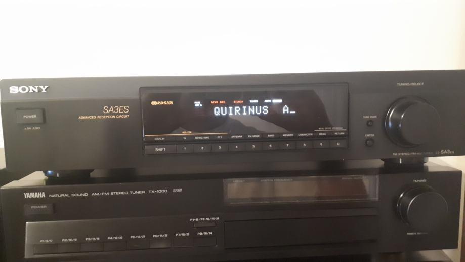 Sony ST-SA 3 ES