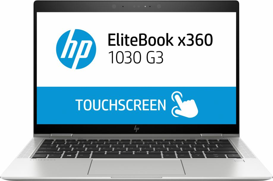 HP EliteBook X360 1030 G3 Touch 120hz i5 | 512GB | 16GB | Win10 R1 Rč.