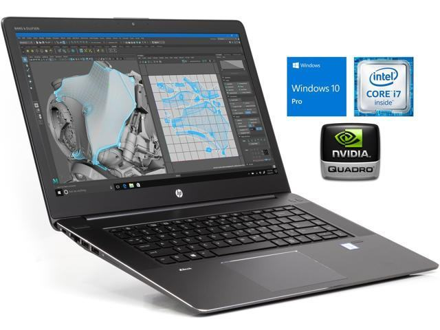 Prijenosnik HP ZBOOK G3 15 i7 | 32GB DDR4 | 256GB SSD | M2000M | R1 rč