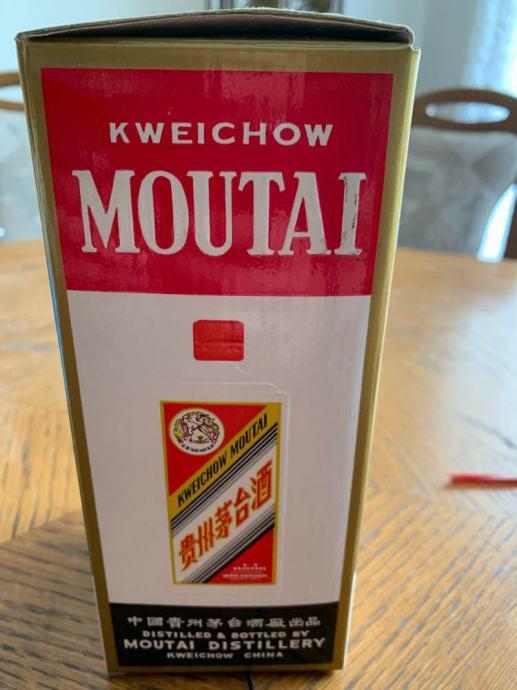 Moutai Kweichow China
