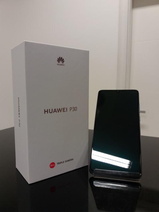 Huawei P30 128GB, GARANCIJA!