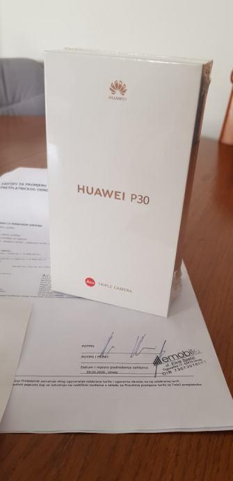 Huawei P30 Novo 128gb