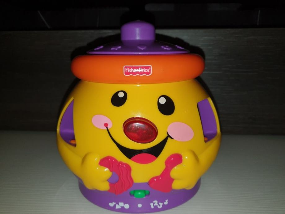 Fisher Price lončić sveznalica