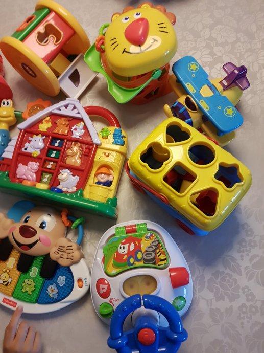 Igračke za djecu fisher pricecijene u komentaru
