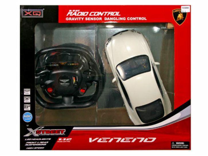 Auto s volanom na daljinsko upravljanje
