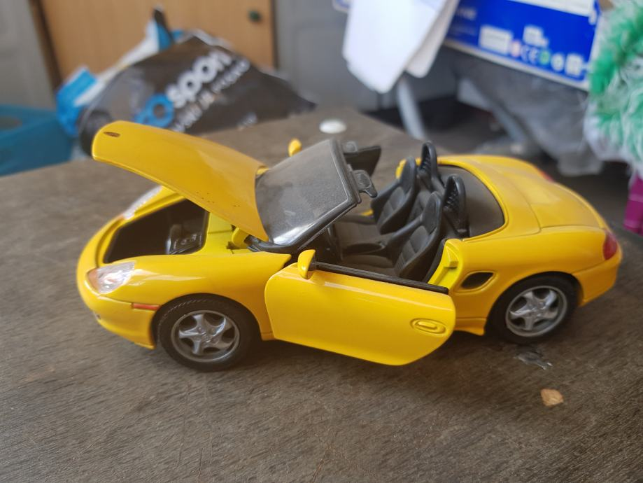autic 1:24, Porsche 911