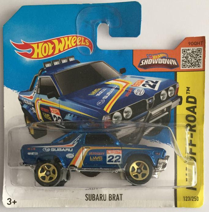 Hot Wheels  Subaru Brat