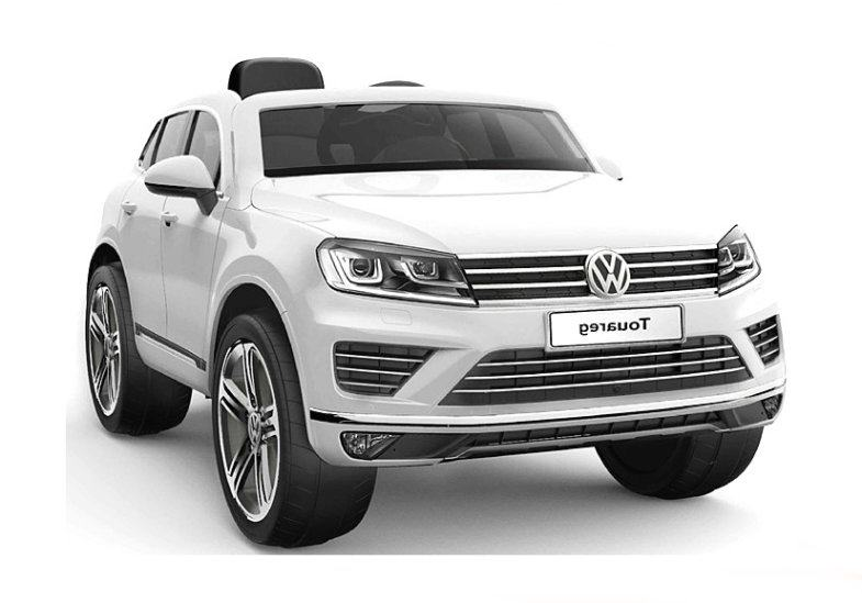 Licencirani Volkswagen Touareg - auto na akumulator