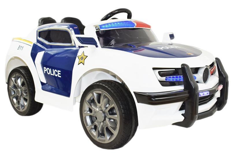 POLICIJSKO VOZILO NA AKUMULATOR