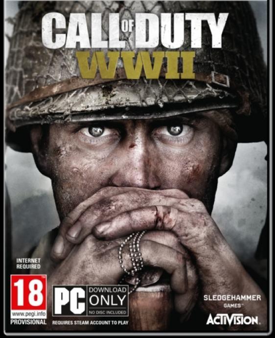 Call of duty ww2 PC *NOVI ZAPAKIRANI*