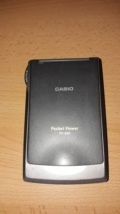 CASIO Pocket viever PV-200