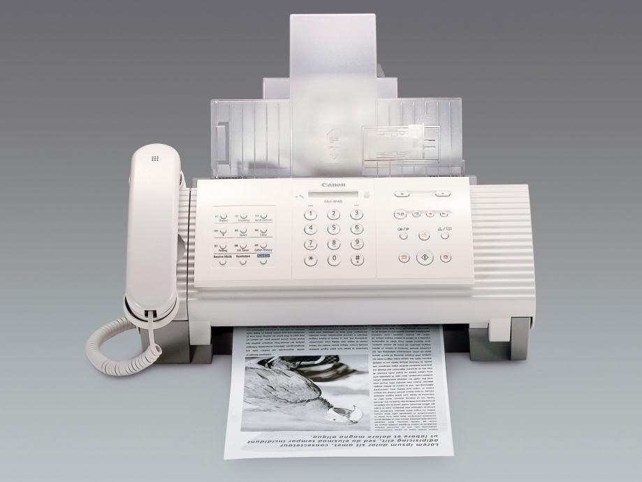 Fax Canon B-140
