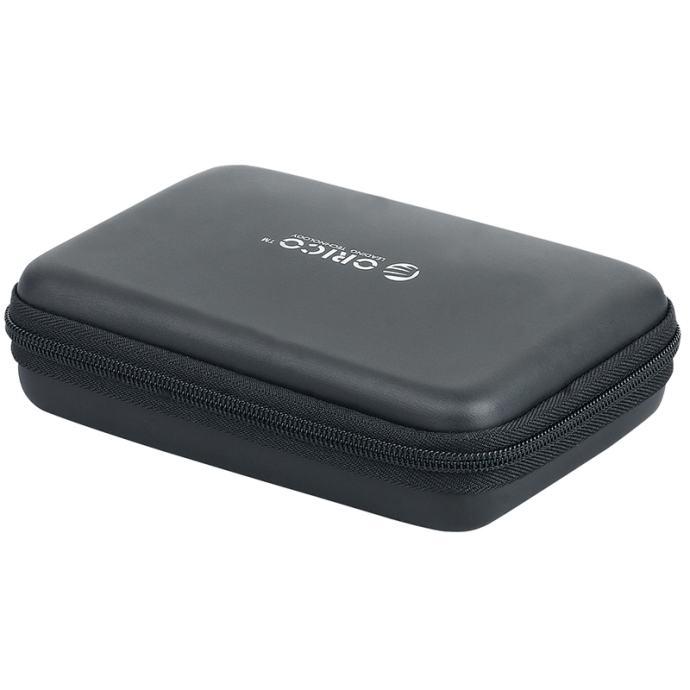 """Orico 2.5"""" HDD zaštitni etui, otporno na prašinu/vodu/udarce, Crni"""