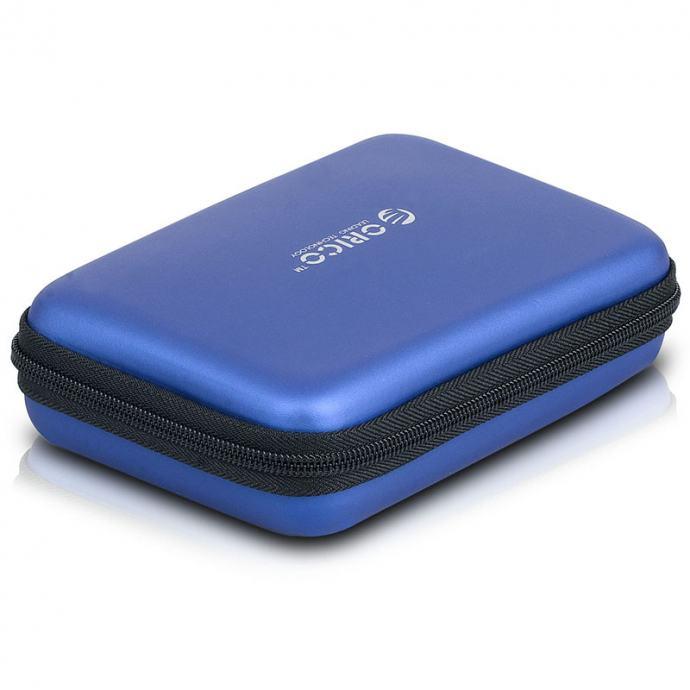 """Orico 2.5"""" HDD zaštitni etui, otporno na prašinu/vodu/udarce, Plavi"""