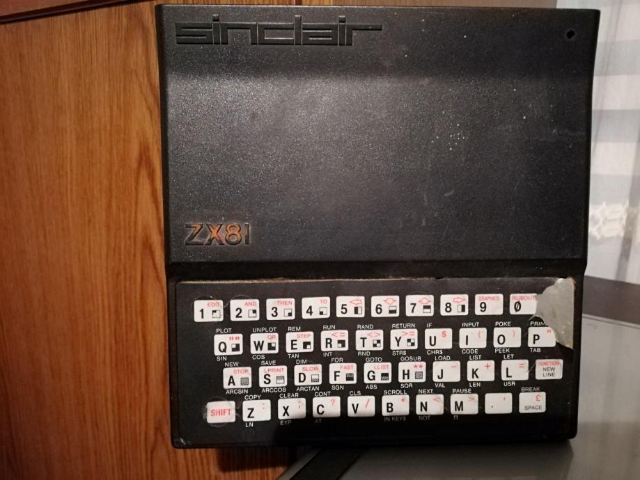 Sinclair ZX 81