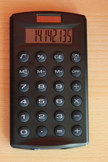 Stolni kalkulator