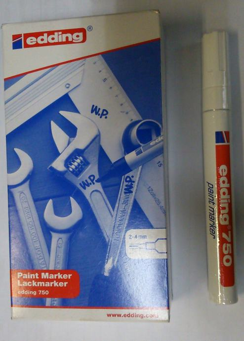 marker bijeli, toner kyocera tk 140, tk 170, HP Q2613A(črna)